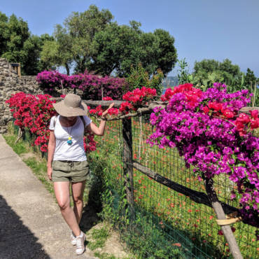 Vă invit la plimbare în Napoli, Pompeii, Ischia și Forio